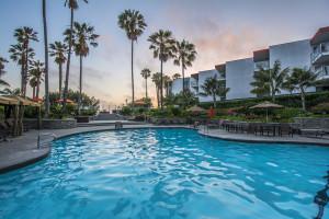 Resort style pools