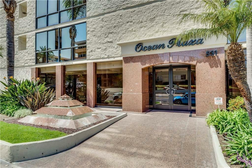 531 Esplanade Ocean Plaza Entryway