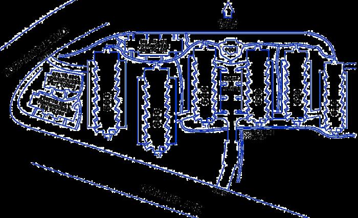 The Village Redondo Beach Property Map