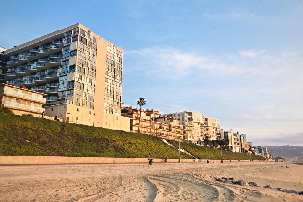 Esplanade condos in Redondo Beach